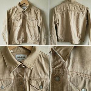 Vintage Farah Jeans Women Jacket